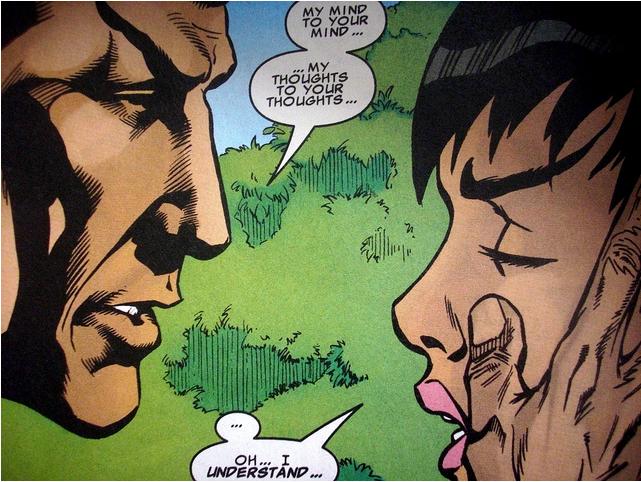Spock Vulcan Mind Meld